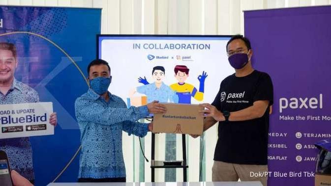 BIRD Paxel dan Bluebird Jalin Kemitraan untuk Rilis Layanan Logistik - Tekno Liputan6.com