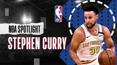 Berita Video NBA Spotlight, Kisah Stephen Curry, Penembak Ulung dari Golden State Warriors