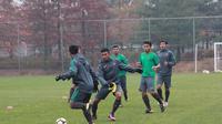 Timnas U-19 Indonesia Berlatih Jelang Lawan Korea Selatan (Dok PSSI/Bandung Saputra)