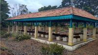 Benteng Bukit Cening merupakan salah satu situs sejarah di Lingga (Ruzi/Batamnews)