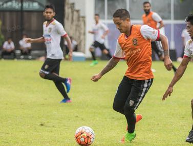 Bali United Bersiap Jelang Laga Penentu