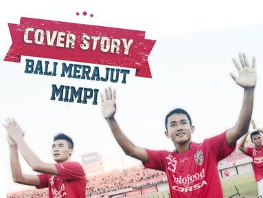 Sepak bola di Bali kembali menggeliat setelah lama mati suri. Hal ini terjadi seiring kehadiran Bali United Pusam.