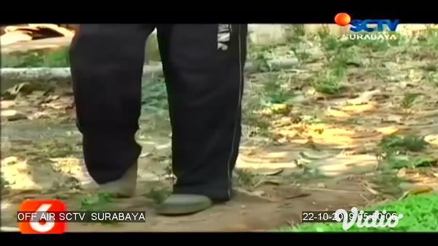 Kecelakaaan kerja yang dialami saat menambang batu kapur di Gunung Moyoruti, tahun 1997 silam, membuat kaki kanan Sholikin  harus diamputasi oleh tim dokter rumah sakit di Tuban karena pertimbangan medis.