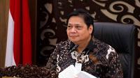 Menteri Koordinator Bidang Perekonomian, Airlangga Hartarto.