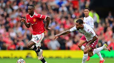Aaron Wan-Bissaka - Manchester United - MU