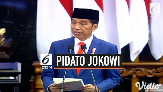 Presiden Jokowi menyatakan pemerintah akan menempuh tiga strategi kebijakan fiskal pada 2020. Apa saja?