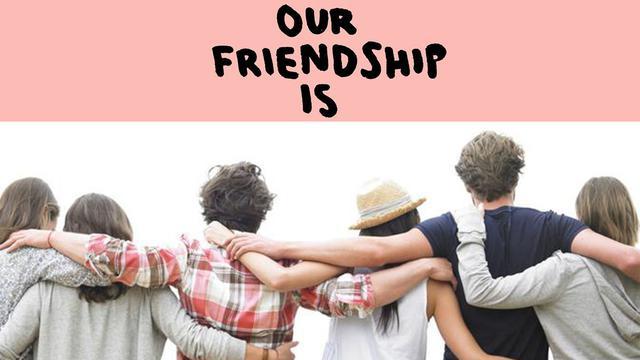 Hari Persahabatan Internasional Warganet Ajak Hentikan Perundungan Citizen6 Liputan6 Com