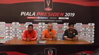 Pelatih Ivan Kolev menyebut Persija Jakarta bakal melakukan beberapa pergantian pemain ketika menghadapi Madura United di Piala Presiden 2019. (dok. Persija Jakarta)