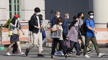 Korea Selatan Laporkan Lonjakan Kasus Harian COVID-19 Terbesar