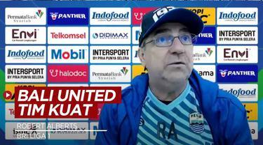 Berita Video, Komentar Robert Alberts Jelang Pekan Ketiga BRI Liga 1 antara Persib Bandung Vs Bali United