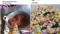 6 Status Facebook Orang Pamer Kekayaan Ini Bikin Geregetan (sumber: FB Kementrian Humor Indonesia)