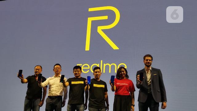 Peluncuran Realme 5 dan Realme 5 Pro