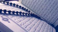 Ilustrasi Islam, Al-Qu'ran. (Sumber: Pixabay)
