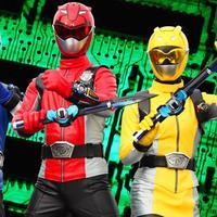 Tokumei Sentai Go-Busters yang menjadi bahan utama Power Rangers Beast Morphers. (Toei)