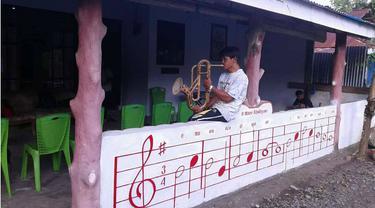 Maestro dari Sangihe