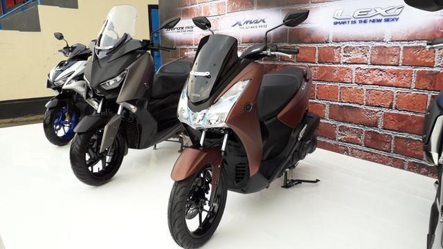 Harga Motor Yamaha Terbaru Dan Terbaik 2018 Mulai Dari Nmax Lexi