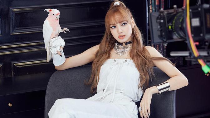 Intip 8 Gaya Rambut Panjang Lisa Blackpink News Entertainment Fimela Com