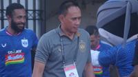 Asisten pelatih PSIS Semarang, Widyantoro. (Bola.com/Vincentius Atmaja)