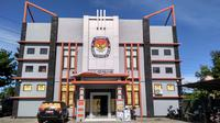Kantor KPU Kabupaten Rembang (Liputan6.com/Ahmad Adirin)