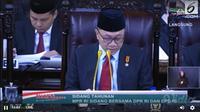 Dr. H. Zulkifli Hasan, S.E., M.M. Ketua Majelis Permusyawaratan Rakyat Republik Indonesia