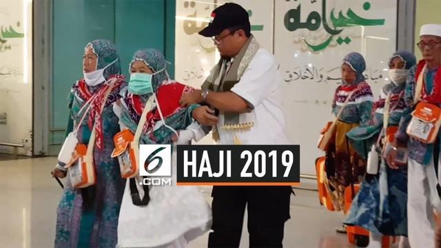 Pemulangan seluruh kelompok terbang (kloter) jemaah haji Indonesia ke Tanah Air sudah berakhir pada Minggu, 15 september 2019.