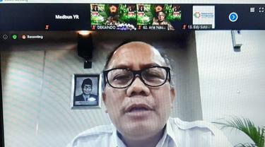 Direktur Jenderal Perkebunan, Kementan, Kasdi Subagyono.