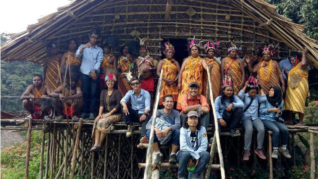 Wisata Pegunungan Arfak Papua Barat
