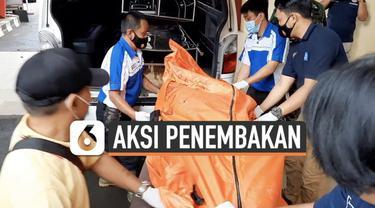 Aksi penembakan terjadi di sebuah kafe kawasan Cengkareng Jakarta hari Kamis (25/2). Tiga orang tewas dalam peristiwa ini.