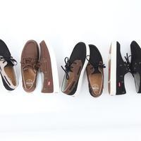 Wakai merancang sepatu dengan desain boat shoes yang nyaman digunakan untuk aktivitas sehari-hari (foto: Wakai)