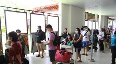 PPKM Darurat, Ini Persyaratan Bagi Calon Penumpang Bandara I Gusti Ngurah Rai