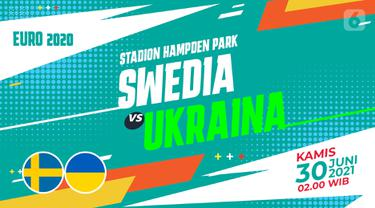 Prediksi SWEDIA vs UKRAINA