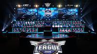 Dunia Games League (DGL). Morph Team keluar sebagai juara DGL 2020. (Dok. Dunia Games Lague)