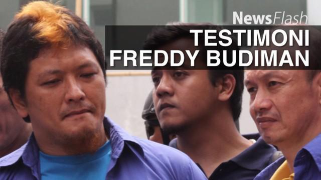 Kabareskrim Komjen Pol Anang Iskandar mengatakan jika menurut psikiater, karakter penyalahguna narkoba bohongnya 100 persen