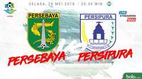 Jadwal Liga 1 2018, Persebaya Surabaya Vs Persipura Jayapura. (Bola.com/Dody Iryawan)