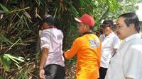 Pemberantasan sarang nyamuk (PSN) di Pandak, Banyumas. (Foto: Liputan6.com/Humas Pemkab Banyumas/Muhamad Ridlo)
