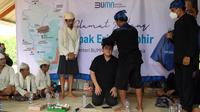 Menteri Badan Usaha Milik Negara (BUMN) Erick Thohir mendapatkan gelar adat Dulur Baduy dari masyarakat Baduy.