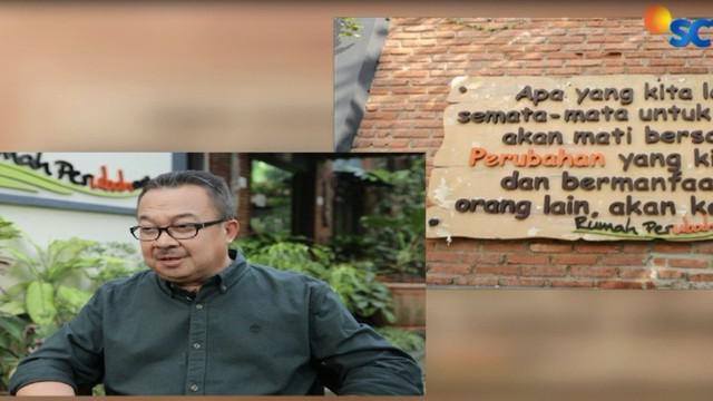 Layanan berupa outbond training, team building, serta manajemen perubahan menjadi cara Rhenald mentransformasi mental dan budaya organisasi di Indonesia.