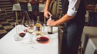 Ilustrasi wine (iStockphoto)