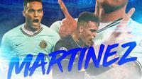 Inter Milan - Lautaro Martinez (Bola.com/Adreanus Titus)