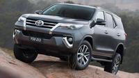 Terungkap, SUV yang akan bersaing dengan Everest, MU-X, dan Pajero Sport ini bakal hadir dalam lima tipe.
