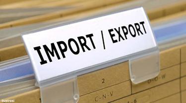 Ekspor Impor 5 (Liputan6.com/M.Iqbal)