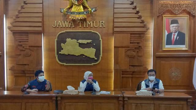 Update Corona COVID-19 Jawa Timur pada 30 Oktober 2020