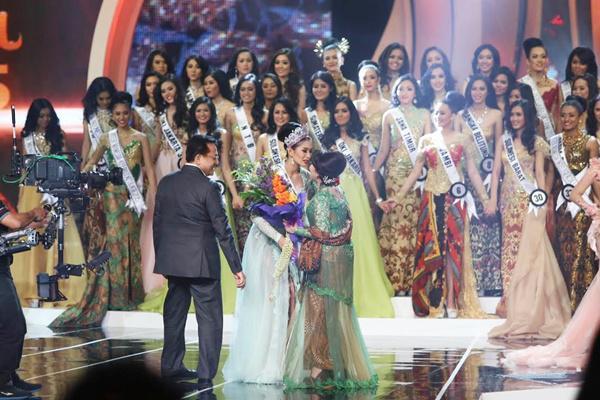 Kemeriahan malam puncak pemilihan Putri Indonesia 2015 pada Jumat, 20 Februari 2015 | Photo: Copyright Doc vemale.com