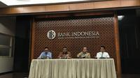 Konferensi Pers Bank Indonesia. Merdeka.com/Yayuk Agustini Rahayu