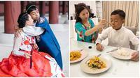 Betrand Minum ASI Sarwendah, Ini 6 Potret Kedekatannya yang Penuh Kasih Sayang (sumber:Instagram/sarwendah29)