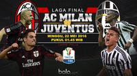 AC Milan vs Juventus (bola.com/Rudi Riana)