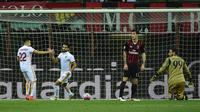 AC Milan Vs Roma (OLIVIER MORIN / AFP)