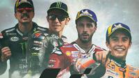 MotoGP - Is Back! (Bola.com/Adreanus Titus)