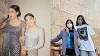 Potret kompak Alika dan Kalya Islamadina. (Instagram/@kalyaislamadina)