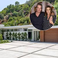 Rumah Cindy Crawford. (Hello Magazine)